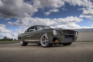 2015 Ford Mustang Fastback Espionage by Ringbrothers